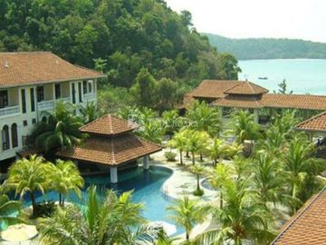 Langkasuka Beach Resort Langkawi 3*