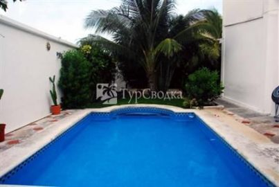 Beachouse Hostel Cozumel 3*