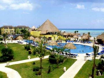 Sandos Caracol Eco Resort & Spa 5*