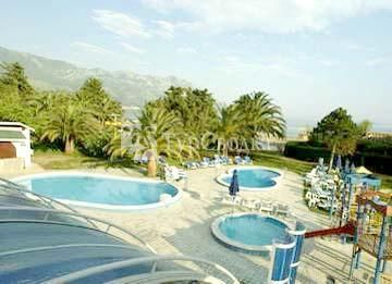 Hotel Montenegro Beach Resort 4*