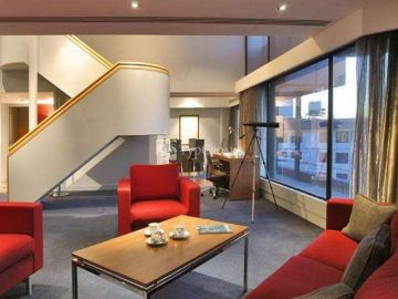 Crown Plaza Hotel Christchurch 4*
