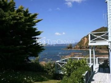 Paua Cottage Russell (New Zealand) 3*