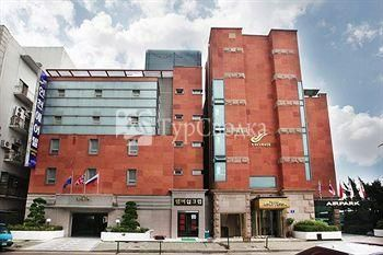 Airpark Hotel Incheon 3*