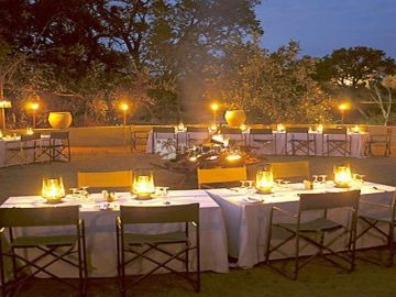Thornybush Main Lodge 4*