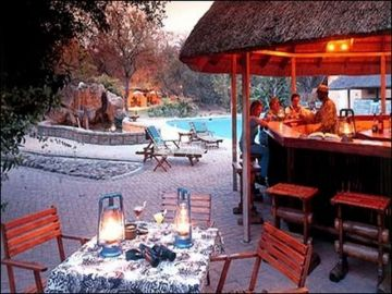 Ingwe Game Lodge 4*