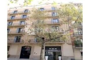 Hotel Services Apartments City Barcelona 4*