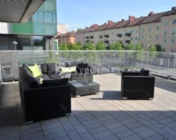 Sky Hotel Apartments Stockholm 3*