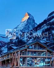 Backstage Boutique Hotel Zermatt 4*