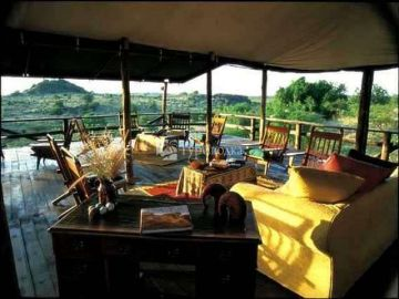 Serengeti Migration Camp 4*