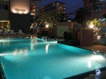 Crown Pattaya Beach Hotel 3*