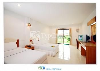 Golden Cliff Beach Resort 3*