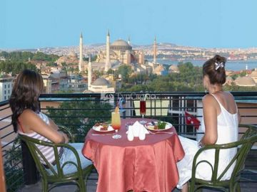 Accura Golden Horn Sultan Ahmet 4*