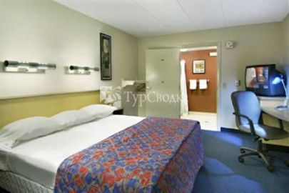 Red Roof Inn University at Buffalo Amherst 2*