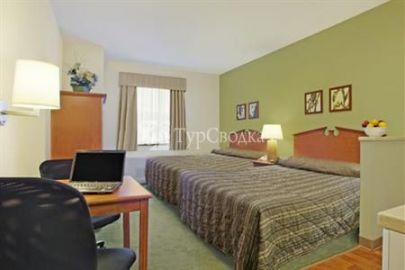 Extended Stay Deluxe Anchorage - Downtown 2*