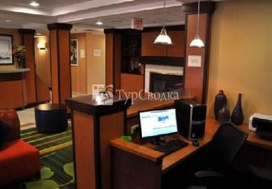 Fairfield Inn & Suites Christiansburg 2*
