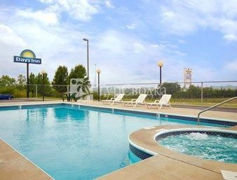 Days Inn Huber Heights Dayton 2*