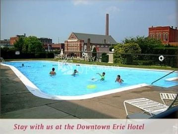 Downtown Erie Hotel 3*