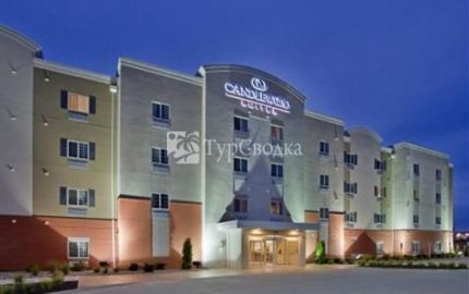 Candlewood Suites Kansas City Northeast 2*