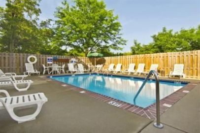 Extended Stay America Hotel Patchen Village Lexington 2*