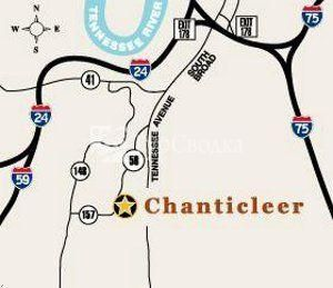 Chanticleer Inn Lookout Mountain 3*