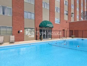 Ramada Milwaukee City Centre 3*