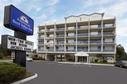 Americas Best Value Inn East Little Creek Road 2*