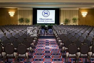 Sheraton Norfolk Waterside Hotel 3*