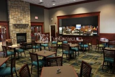 Holiday Inn Express and Suites Smithfield - Providence 2*